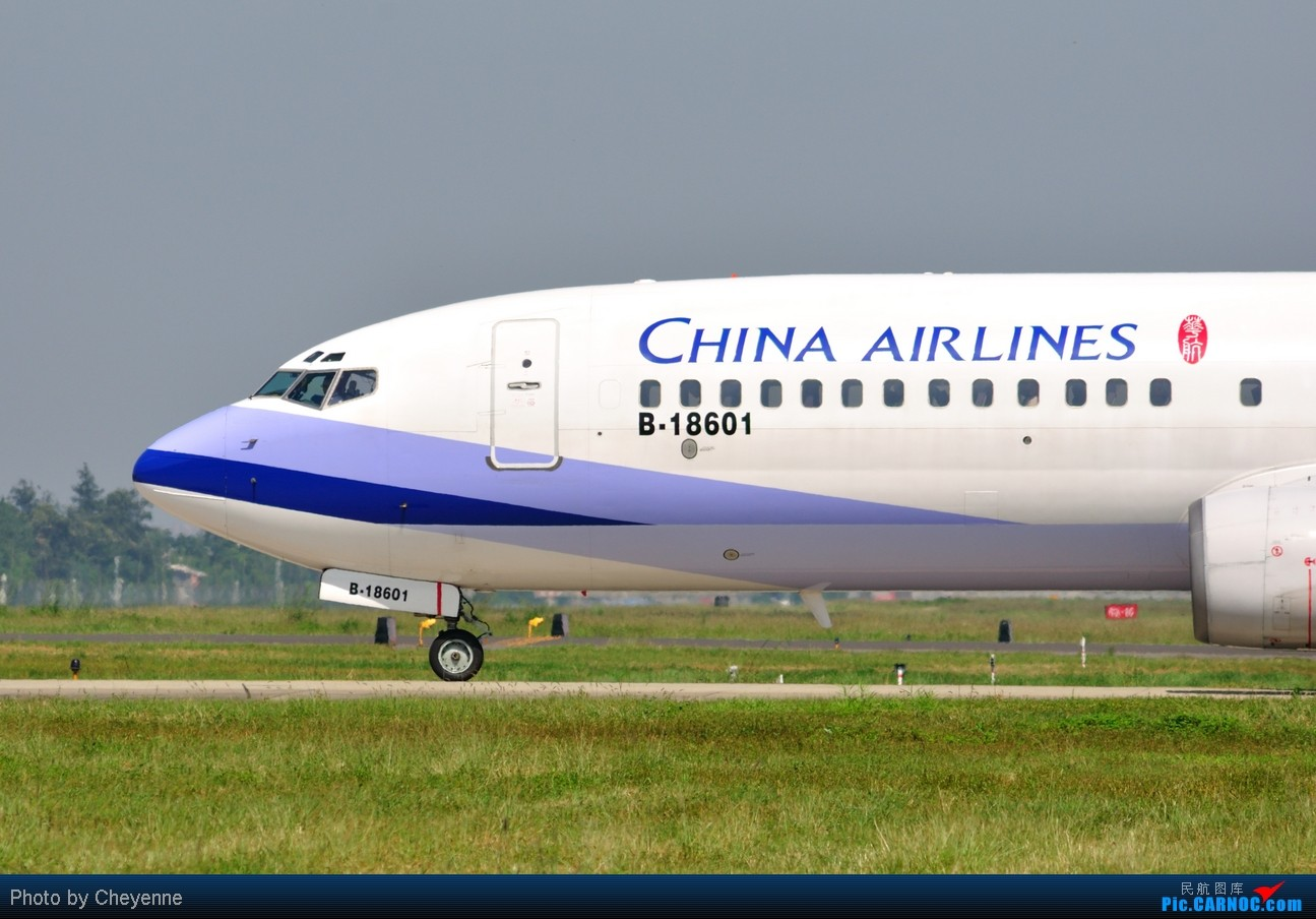 Re:[原创]晴空万里贺佳节,婵娟金凤舞双流! BOEING 737-800 B-18601 中国成都双流机场