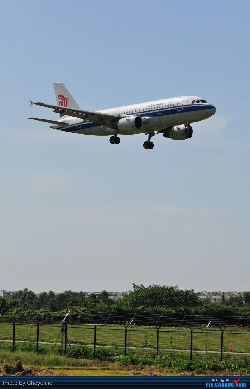 Re:[原创]晴空万里贺佳节,婵娟金凤舞双流! AIRBUS A319-100 B-6014 中国成都双流机场