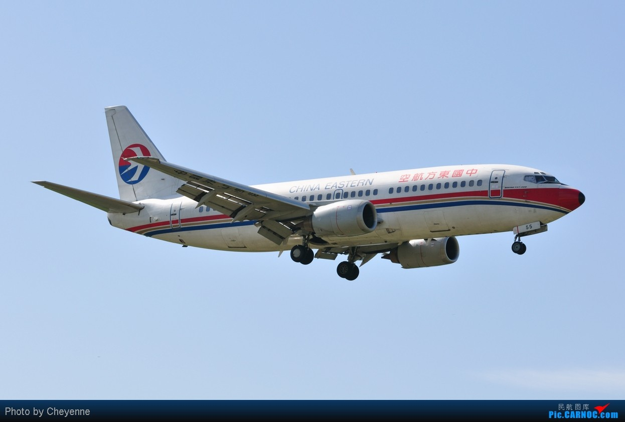 Re:[原创]晴空万里贺佳节,婵娟金凤舞双流! BOEING 737-300 B-2955 中国成都双流机场