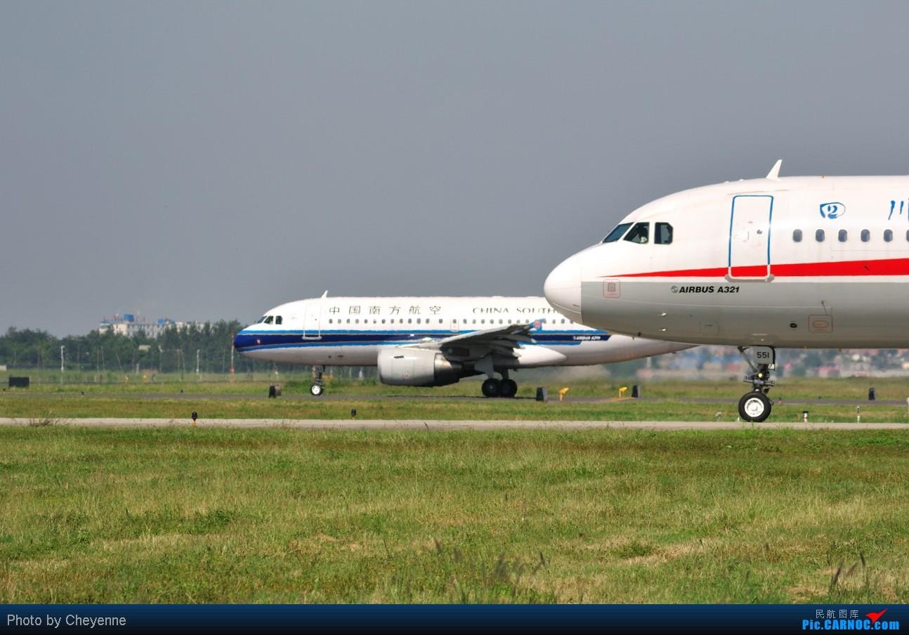 Re:[原创]晴空万里贺佳节,婵娟金凤舞双流! AIRBUS A319-100 B-6183 中国成都双流机场