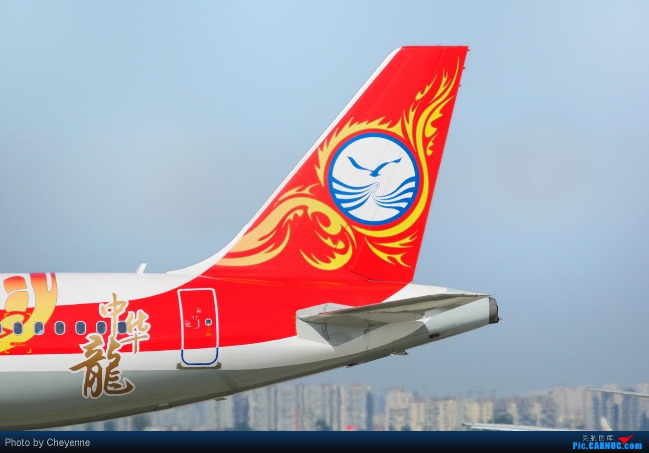 Re:[原创]晴空万里贺佳节,婵娟金凤舞双流! AIRBUS A320-200 B-6388 中国成都双流机场