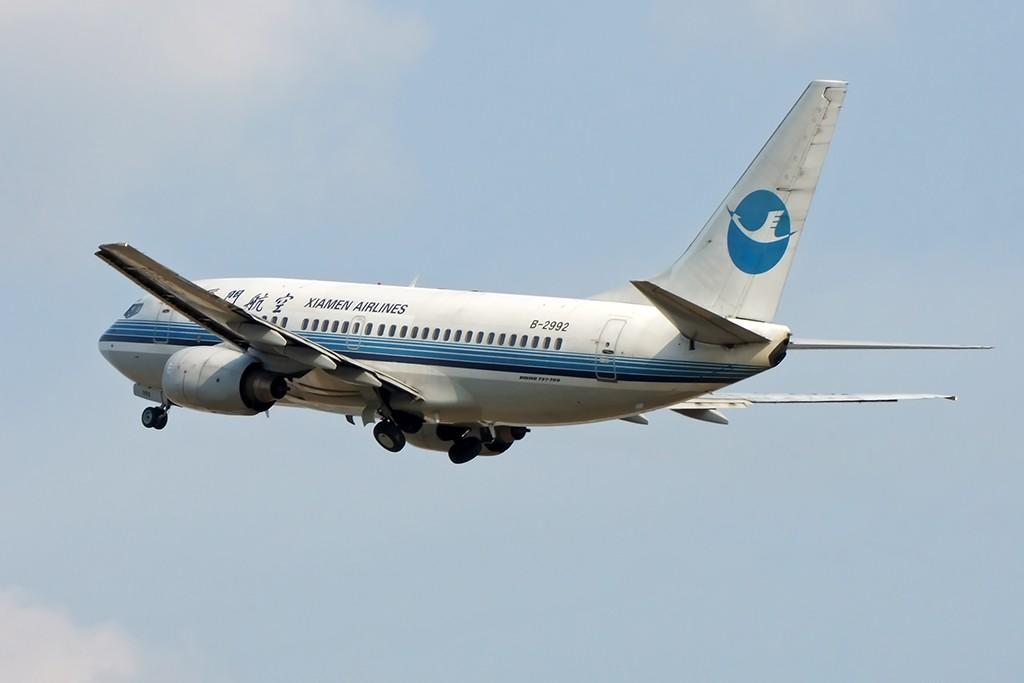 "Re:[原创]【NKG】******DC拍飞机之""炮""射""机""屁股****** BOEING 737-700 B-2992 中国南京禄口机场"