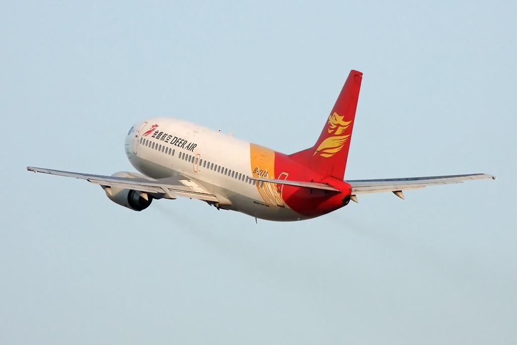 "Re:[原创]【NKG】******DC拍飞机之""炮""射""机""屁股****** BOEING 737-300 B-2113 中国南京禄口机场"