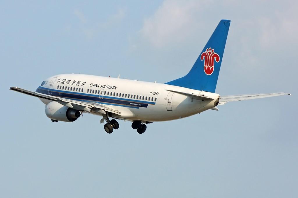 "Re:[原创]【NKG】******DC拍飞机之""炮""射""机""屁股****** BOEING 737-700 B-5251 中国南京禄口机场"