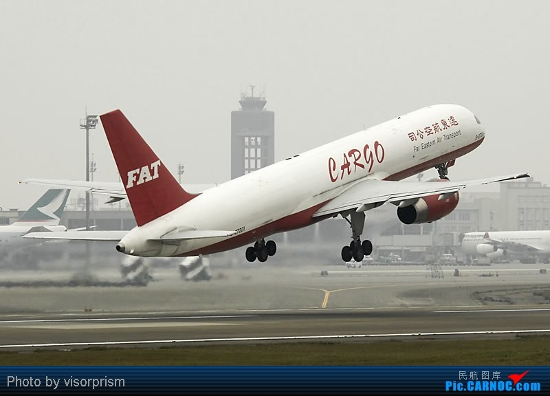 Re:[原创][台北飛友會]老照片~已經倒閉的 BOEING 757-200F B-27201 中国台湾台北台湾桃园国际机场机场