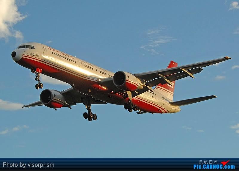 Re:[原创][台北飛友會]老照片~已經倒閉的 BOEING 757-200 B-27015 中国台湾台北台湾桃园国际机场机场