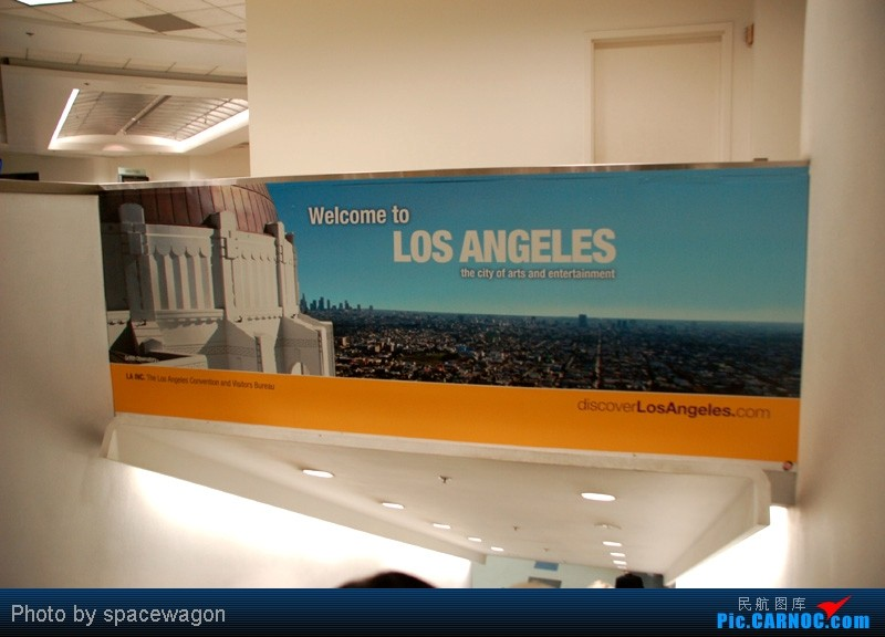 Re:[原创]CVS-IAD-PIT-LAX-SFO-EWR-DCA-CVS横跨美国大陆之旅    United States LOS ANGELES INTL