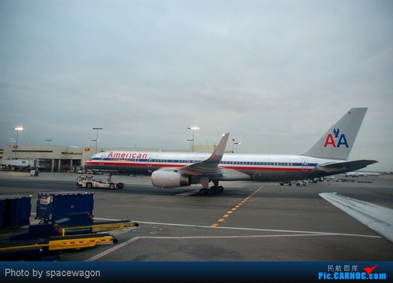 Re:[原创]CVS-IAD-PIT-LAX-SFO-EWR-DCA-CVS横跨美国大陆之旅 BOEING 757-200 N-633AA United States LOS ANGELES INTL