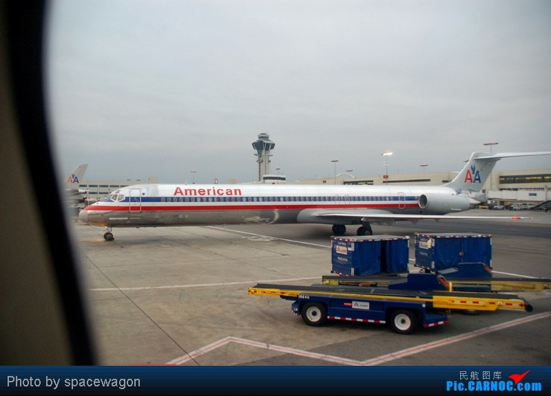 Re:[原创]CVS-IAD-PIT-LAX-SFO-EWR-DCA-CVS横跨美国大陆之旅 MCDONNELL DOUGLAS MD-80  United States LOS ANGELES INTL
