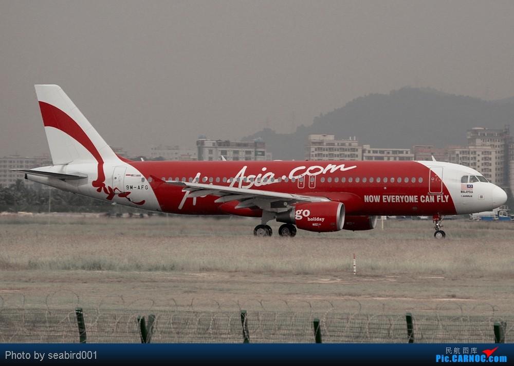 Re:[原创]【深圳飞友会】就是不规规矩矩的制图和贴图 AIRBUS A320 9M-AFG 中国深圳宝安机场