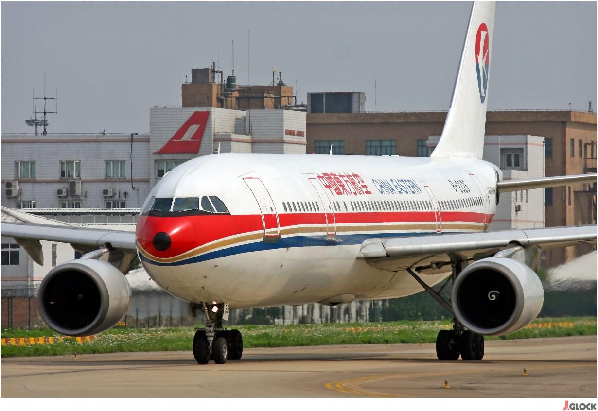 Re:[原创]【 ♠ J 】 【SHA】 藏了 120天的照片  回味虹桥18头带来的震撼距离 !! AIRBUS A300B4-605R B-2325 中国上海虹桥机场