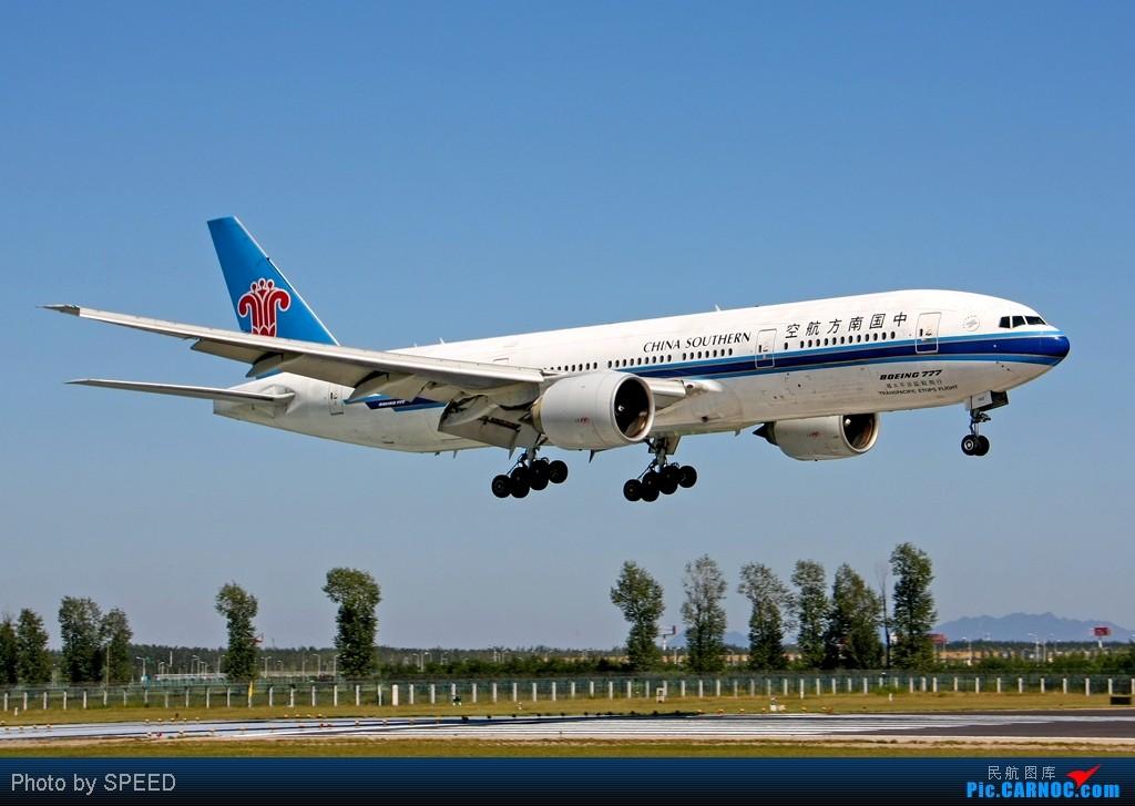 [原创]同样的18R,同样的772! BOEING 777-200ER B-2062 中国北京首都机场