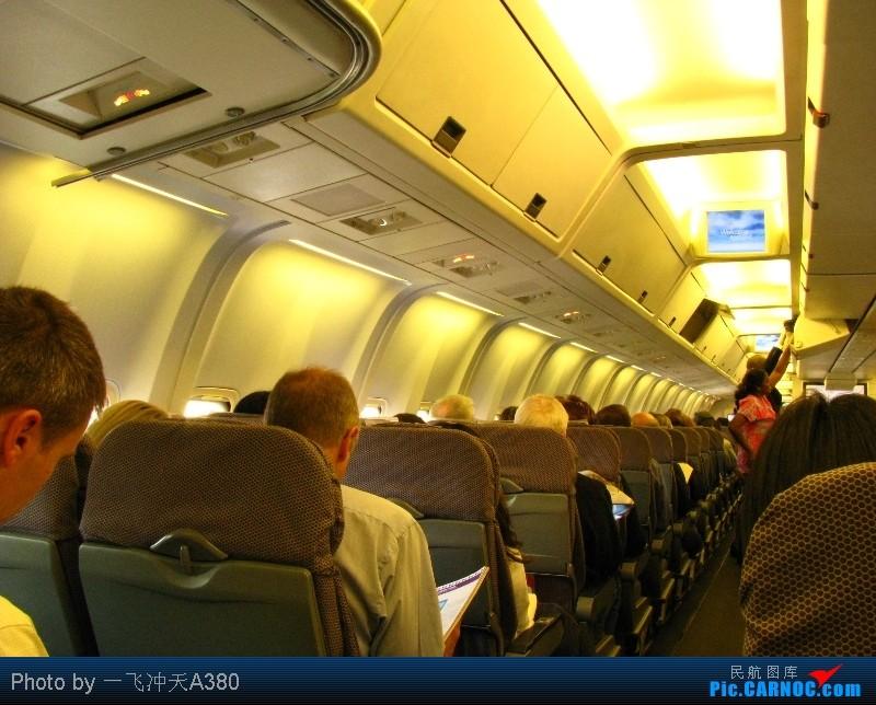 Re:[原创]澳航与阿根廷LAN航『印象天涯』前往世界的尽头▪乌斯怀亚 BOEING 767-338ER VH-OGE Australia MELBOURNE TULAMARINE