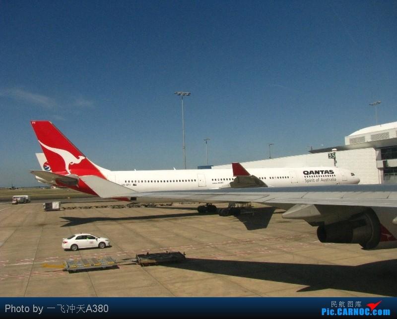 Re:[原创]澳航与阿根廷LAN航『印象天涯』前往世界的尽头▪乌斯怀亚 AIRBUS A330-303 VH-QPH Australia SYDNEY KINGSFORD
