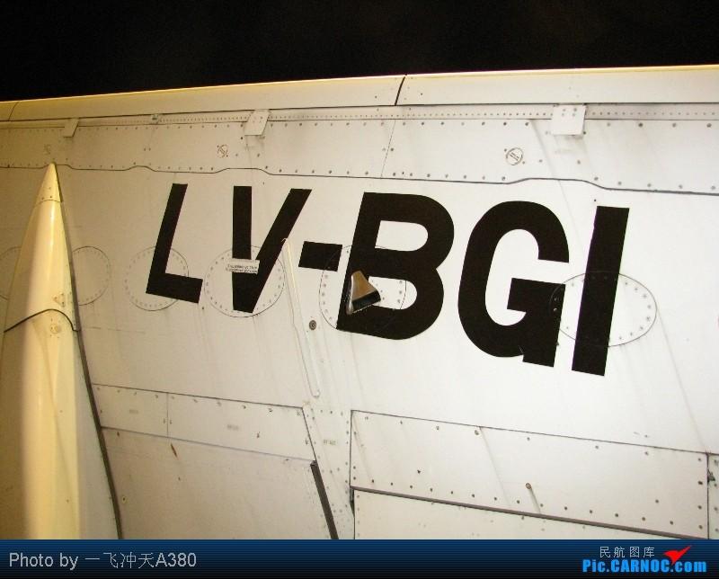 Re:[原创]澳航与阿根廷LAN航『印象天涯』前往世界的尽头▪乌斯怀亚    Argentina BUENOS AIRES NEWBERY