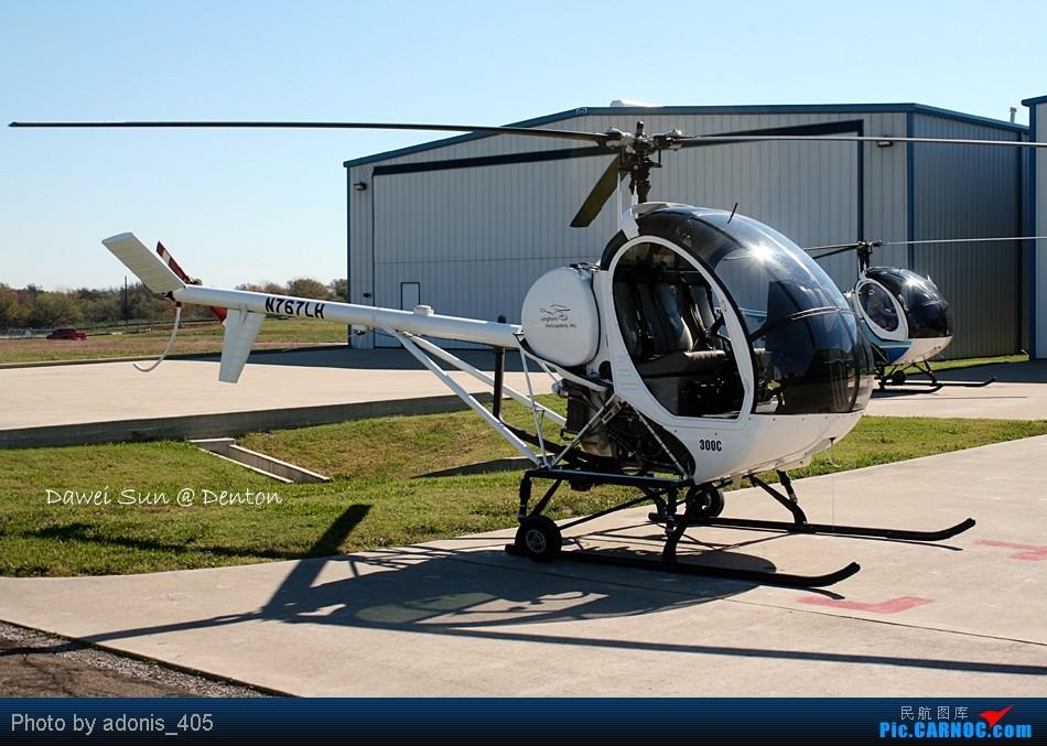 汉川马��:n�y�/�/&�9i-9kd_schweizer 269c直升机等 schweizer 269c n767lh denton airport (kd