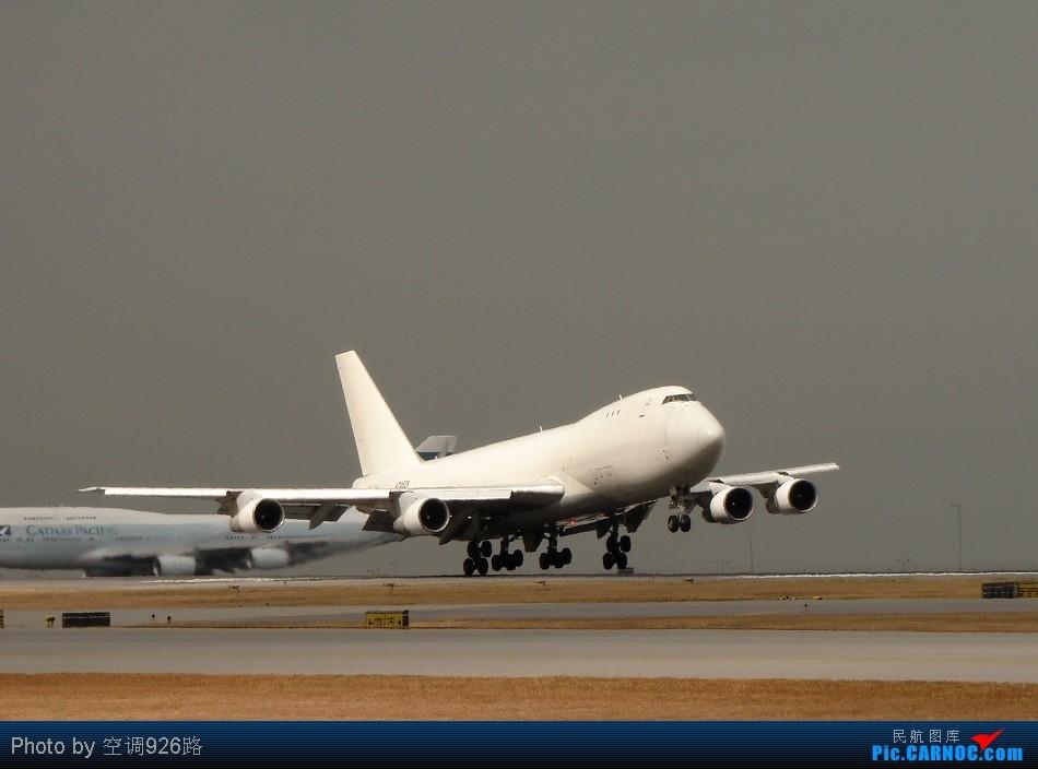 Re:[原创]GFS日难忘的近距离 BOEING 747-246F N746CX 中国香港赤鱲角国际机场