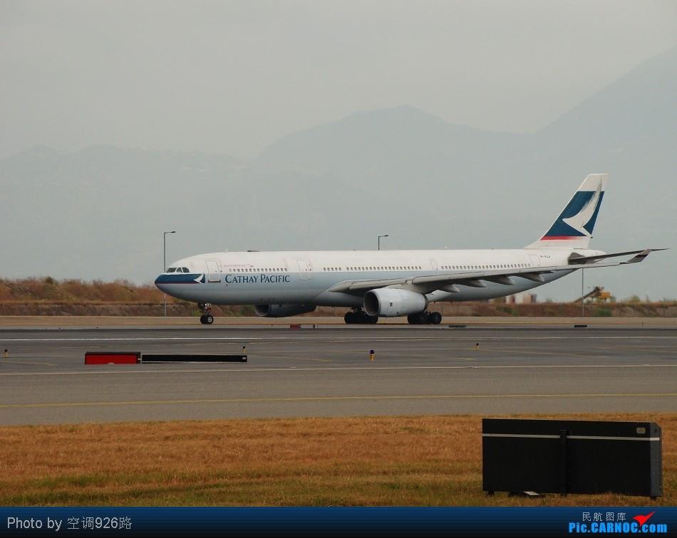 Re:[原创]GFS日难忘的近距离 A330-342 B-HLA 中国香港赤鱲角国际机场
