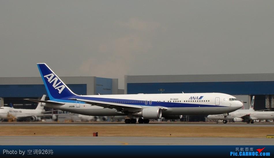 Re:[原创]GFS日难忘的近距离 BOEING 767-381ER JA618A 中国香港赤鱲角国际机场