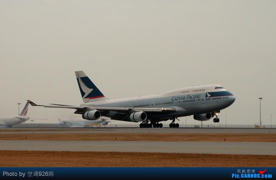 Re:[原创]GFS日难忘的近距离 BOEING 747-400