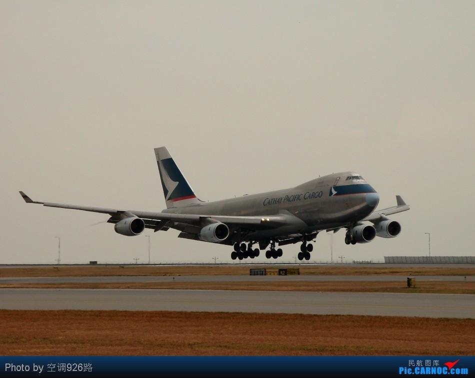 Re:[原创]GFS日难忘的近距离 BOEING 747-467F B-HUL 中国香港赤鱲角国际机场