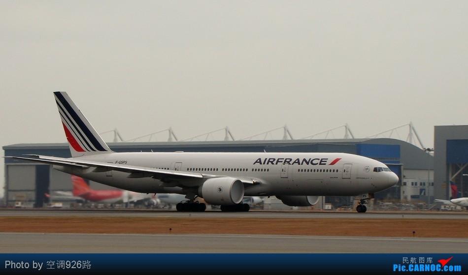 Re:[原创]GFS日难忘的近距离 BOEING 777-228ER F-GSPS 中国香港赤鱲角国际机场