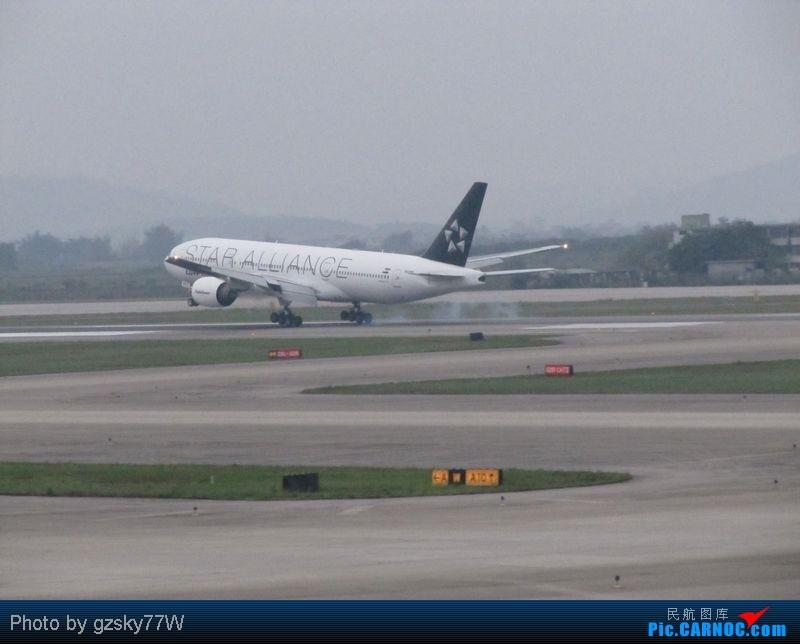 Re:[原创][深圳飞友会]不算好也不算坏! BOEING 777-200 SU-GBR 中国广州白云机场