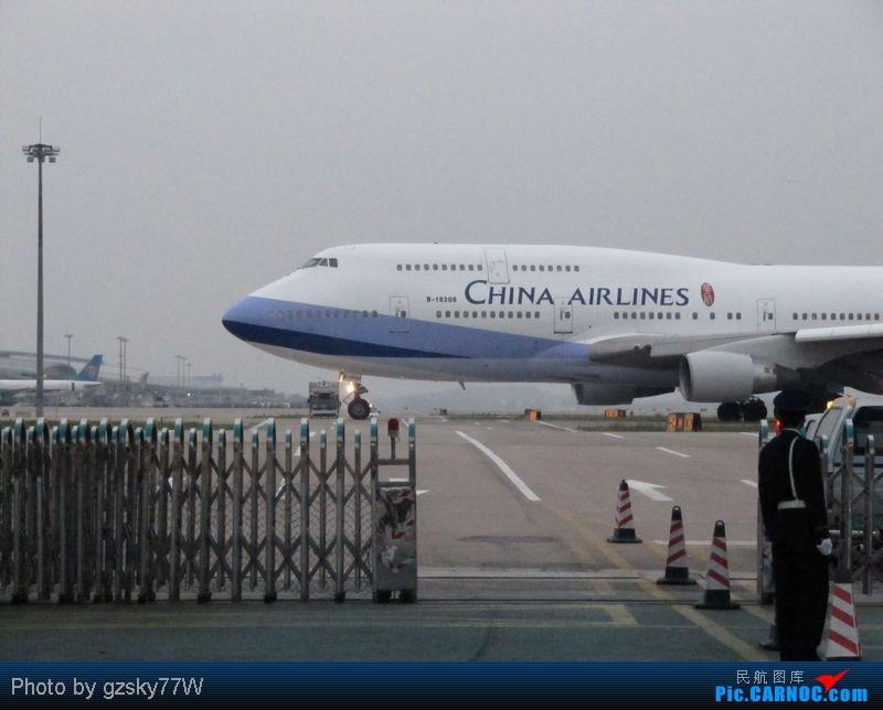 Re:[原创][深圳飞友会]不算好也不算坏! BOEING 747-400 B-18208 中国广州白云机场