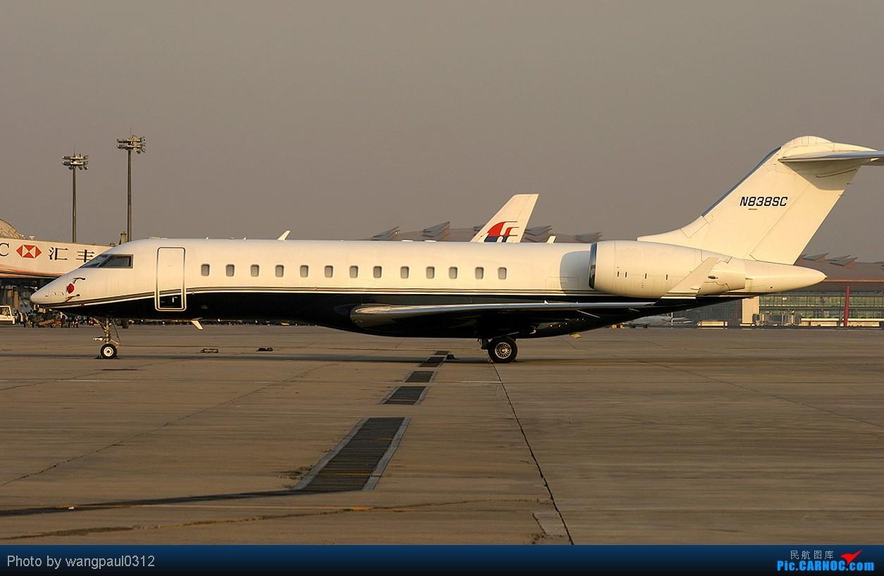 Re:[原创]MM号的意大利空JUN小可爱 BOMBARDIER BD-700-1A10 N838SC 北京首都国际机场