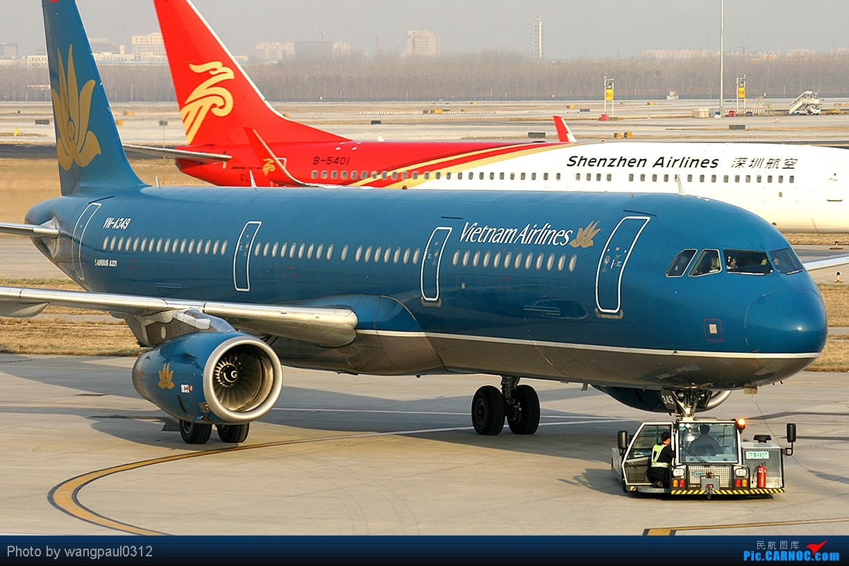 Re:[原创]MM号的意大利空JUN小可爱 AIRBUS A321-231 VN-A349 中国北京首都机场