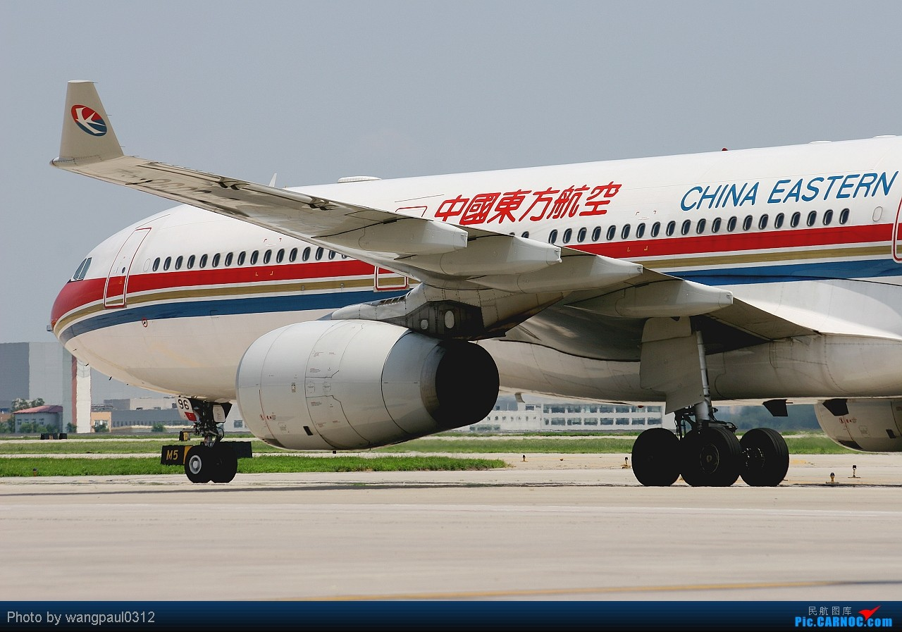 Re:[原创]做人如果没有梦想,那跟咸鱼有什么区别? AIRBUS A330-300 B-6096 中国北京首都机场