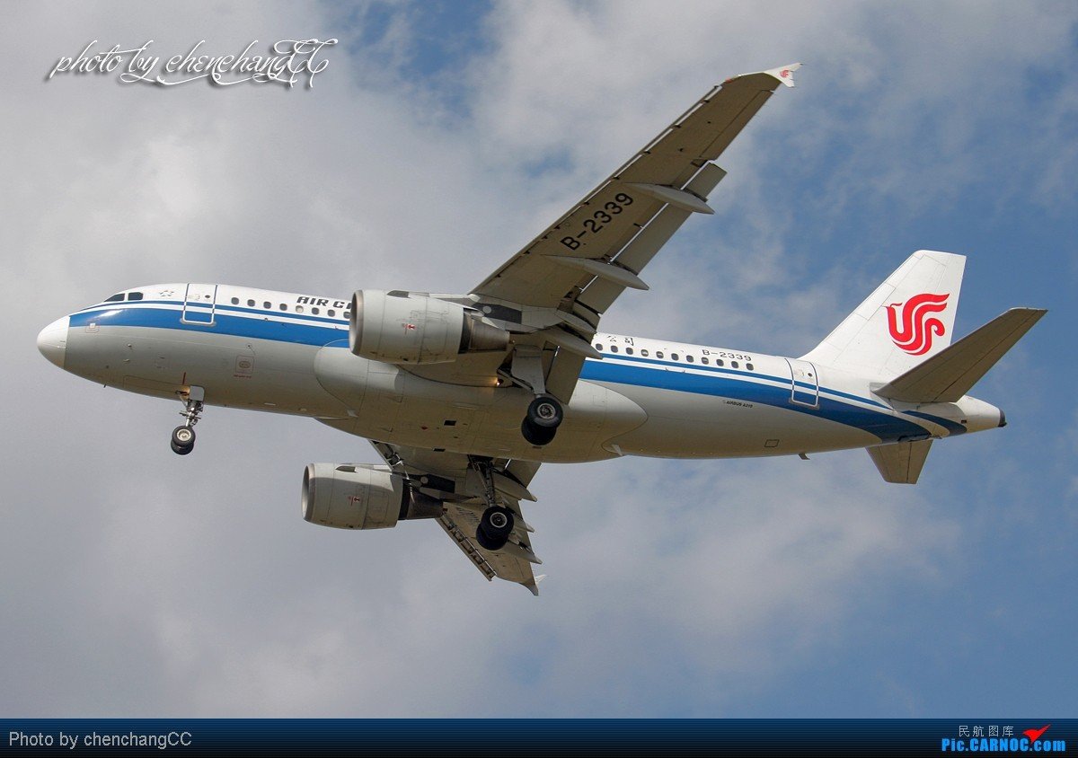 Re:[原创]【KMG】今天换03了,还是回味下21号菜地进近 AIRBUS A319-100 B-2339 中国昆明巫家坝机场
