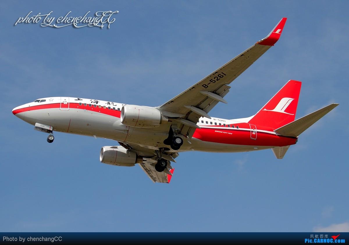 Re:[原创]【KMG】今天换03了,还是回味下21号菜地进近 BOEING 737-700 B-5261 中国昆明巫家坝机场