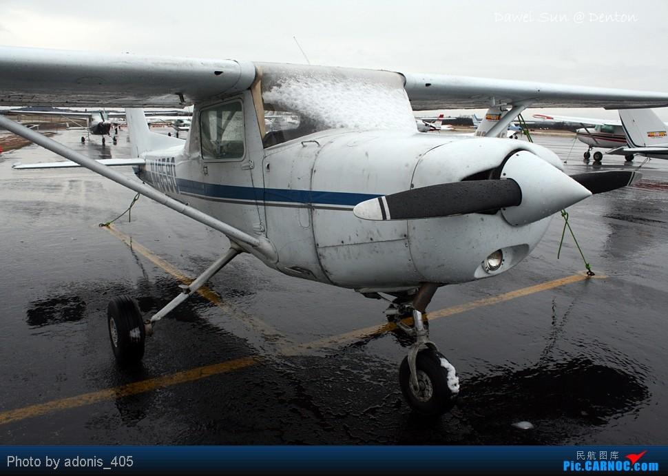 Re:[原创]Denton机场五边图 这个机场数据库里代号是什么? CESSNA 152 N48590 Denton Muni Airport