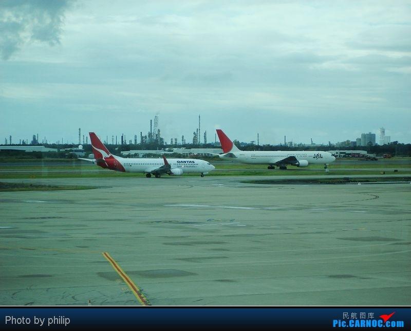 Re:[原创]CASG菲利浦游记63-回国前最后一次澳洲内陆飞行 BNE-SYD-BNE QF513+QF540