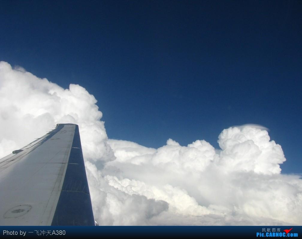 Re: [原创]【 澳航 B747 | 天涯海角走两遍 | 卡航 B777 】 MD-81 LV-WFN 空中