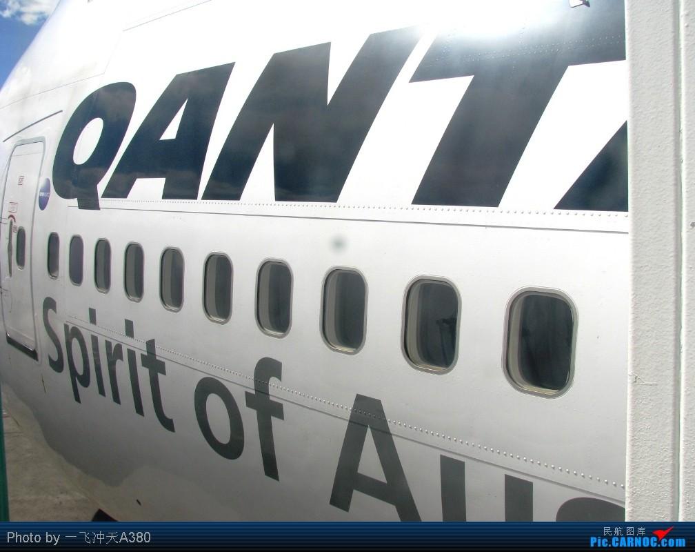 Re: [原创]【 澳航 B747 | 天涯海角走两遍 | 卡航 B777 】 B747-438 (ER) VH-OEI 阿根廷布宜诺斯艾利斯埃塞萨国际机场