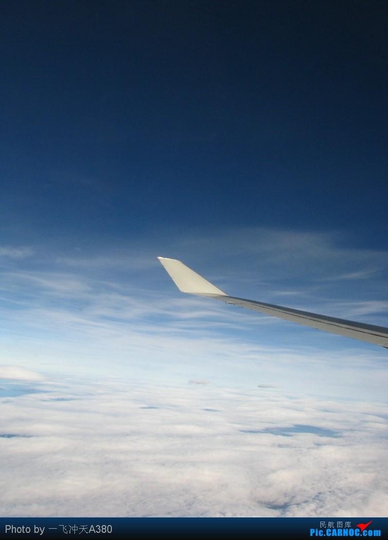 Re: [原创]【 澳航 B747 | 天涯海角走两遍 | 卡航 B777 】 B747-438 (ER) VH-OEI 空中