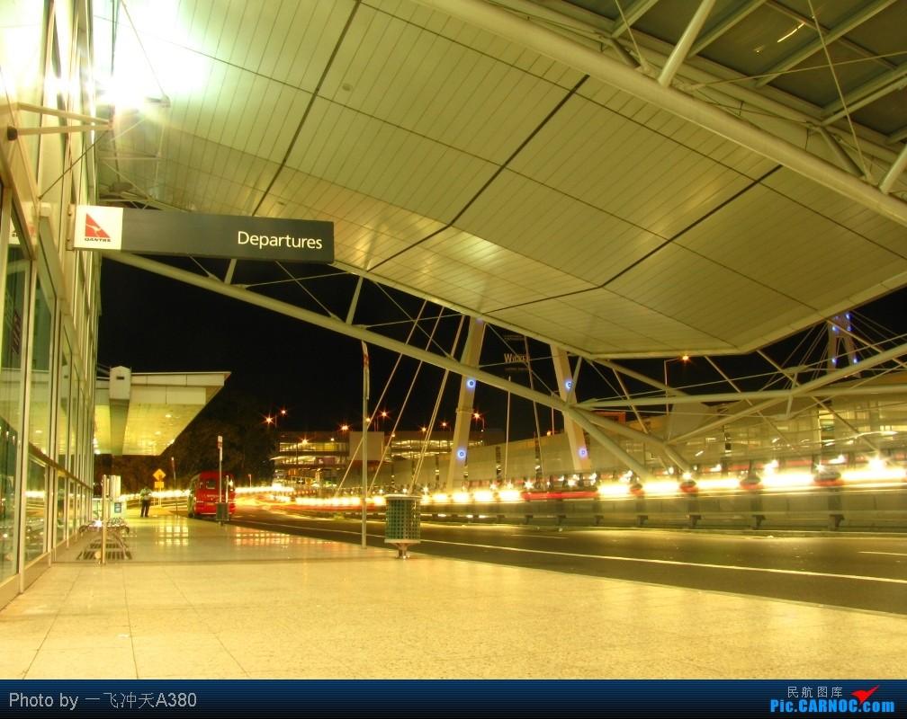 Re: [原创]【 澳航 B747 | 天涯海角走两遍 | 卡航 B777 】    澳大利亚悉尼金斯福德·史密斯机场