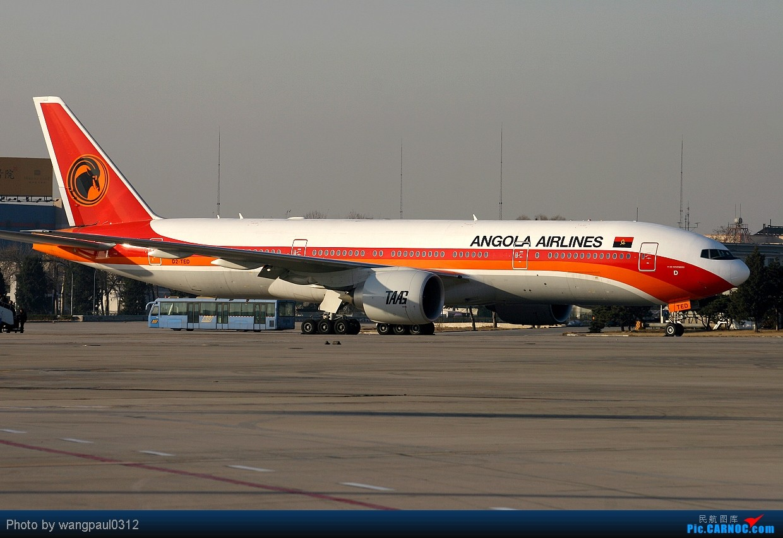 Re:[原创]这就是北京! BOEING 777-2M2/ER D2-TED 北京首都国际机场