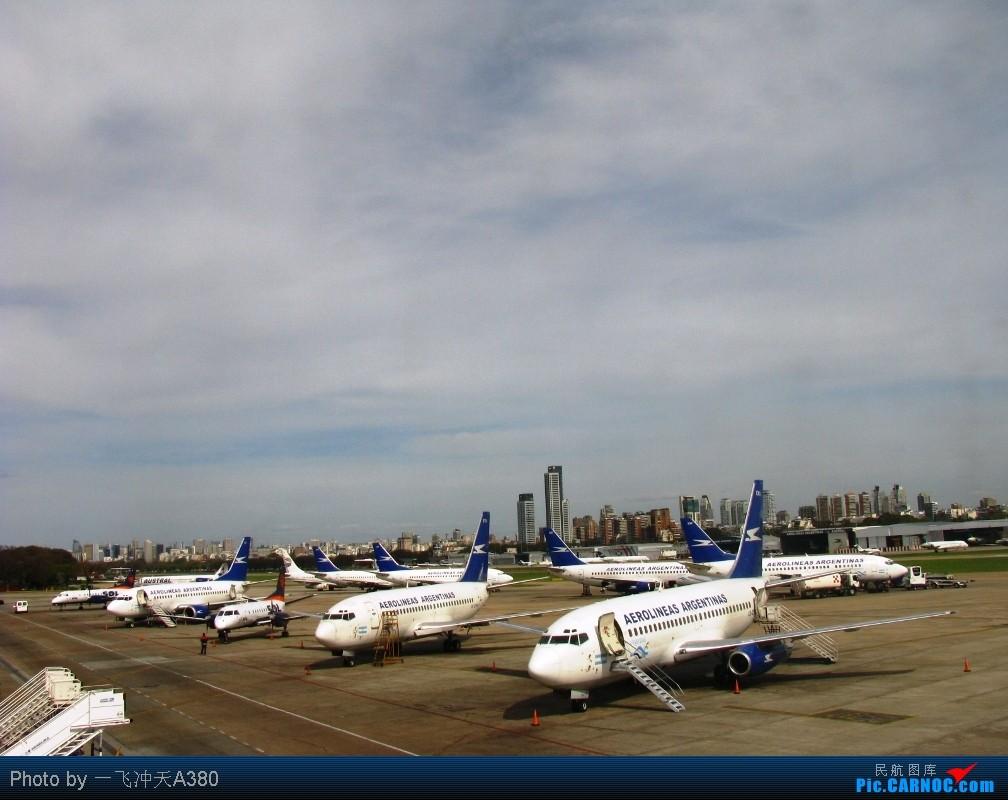 Re: [原创]【 澳航 B747 | 天涯海角走两遍 | 卡航 B777 】    阿根廷布宜诺斯艾利斯霍尔赫纽贝里机场
