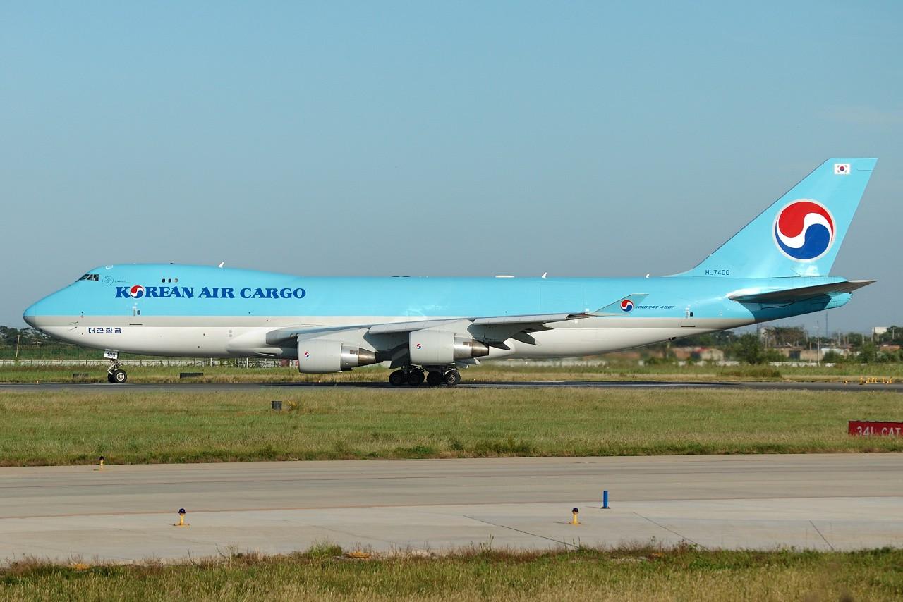 Re:【TSN飞友会】半年无法登录之后,我又回来啦!多图纪念停用的55200! BOEING 747-400F HL7400 中国天津滨海机场