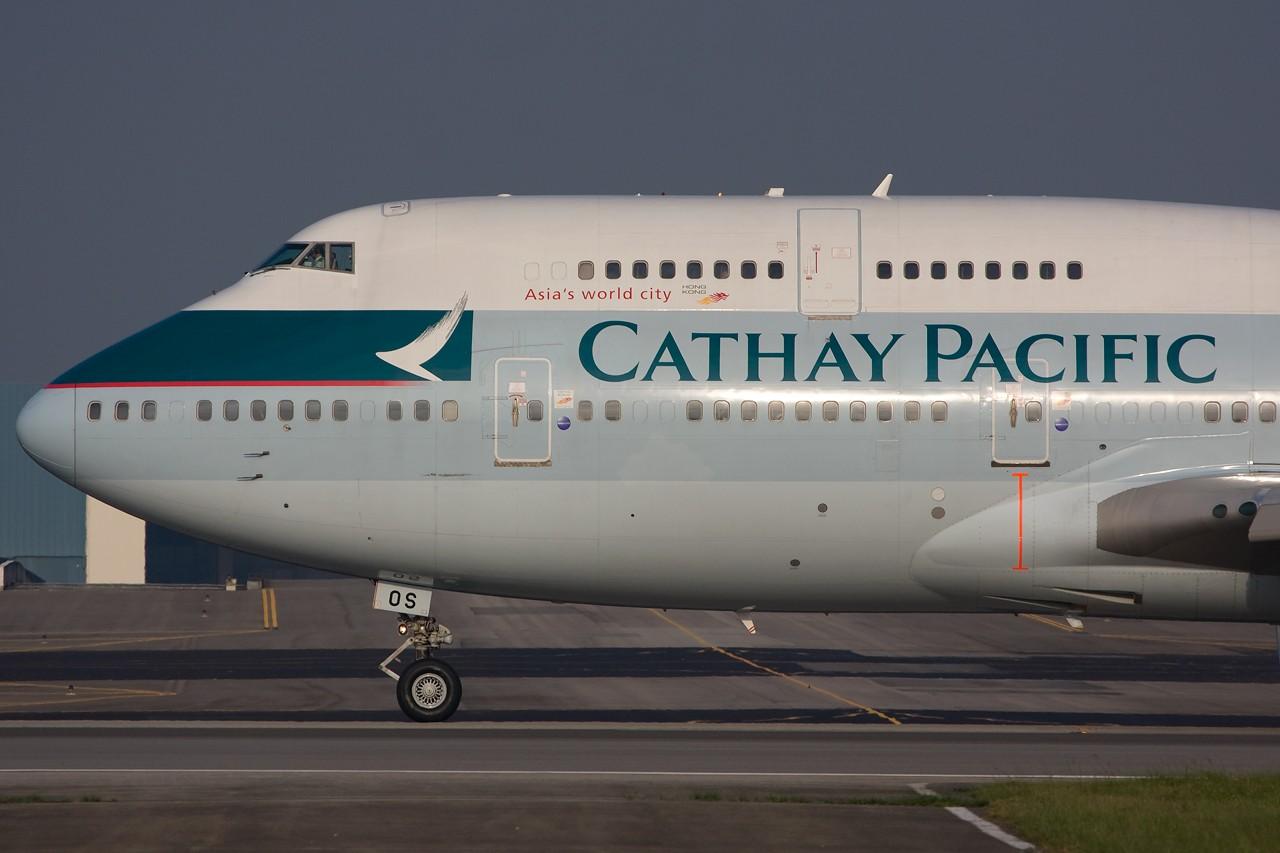 "Re:[原创]打造2009年本人单帖飞机照片数量最高贴并祝""上海飞友会""20号浦东机场拍机顺利 BOEING B747-400 B-HOS 新加坡樟宜机场"