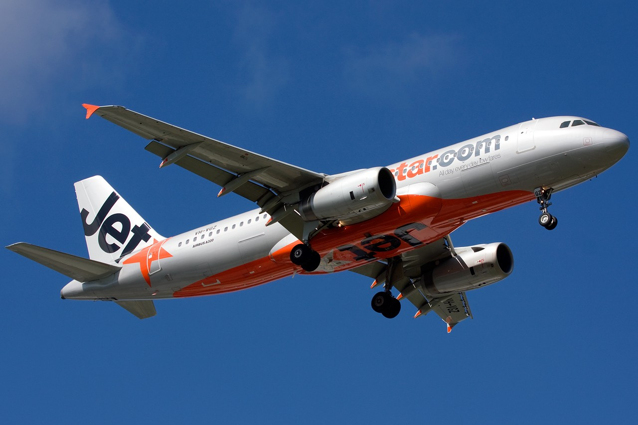 "Re:[原创]打造2009年本人单帖飞机照片数量最高贴并祝""上海飞友会""20号浦东机场拍机顺利 AIRBUS A320 VH-VGZ 新加坡樟宜机场"