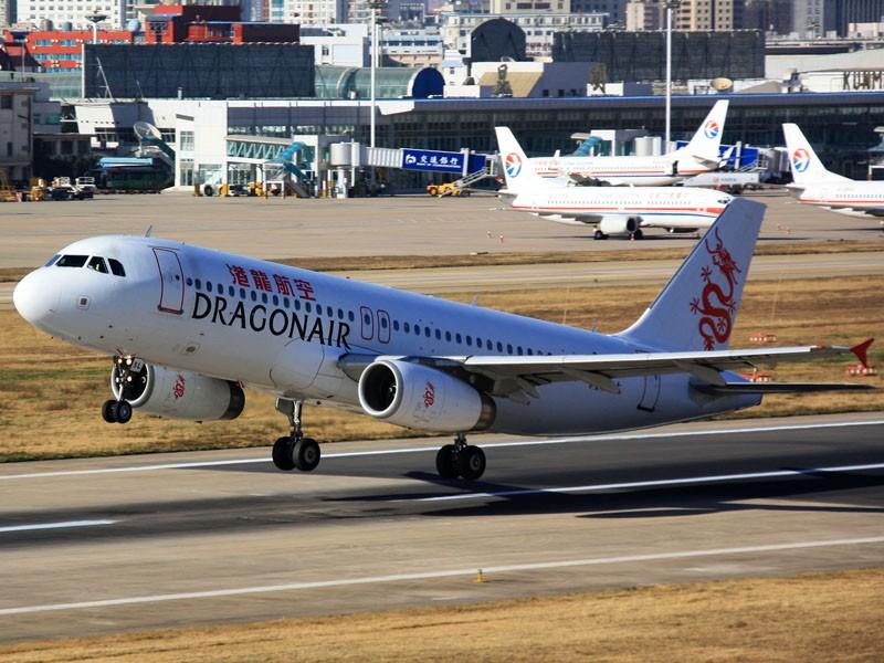 Re:[原创]Hello,Kunming(起飞几张) AIRBUS A320-200 B-HSL 昆明机场