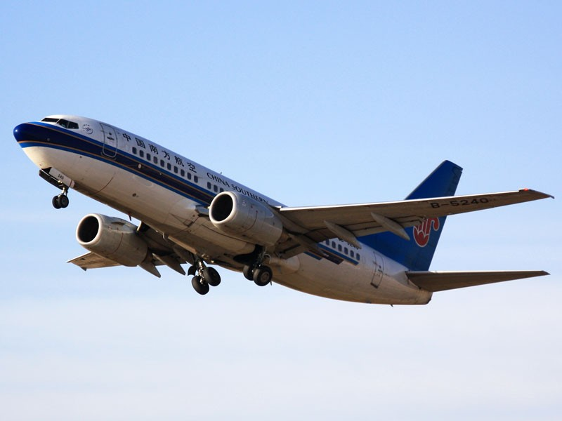 Re:[原创]Hello,Kunming(起飞几张) BOEING 737-700 B-5240 昆明机场