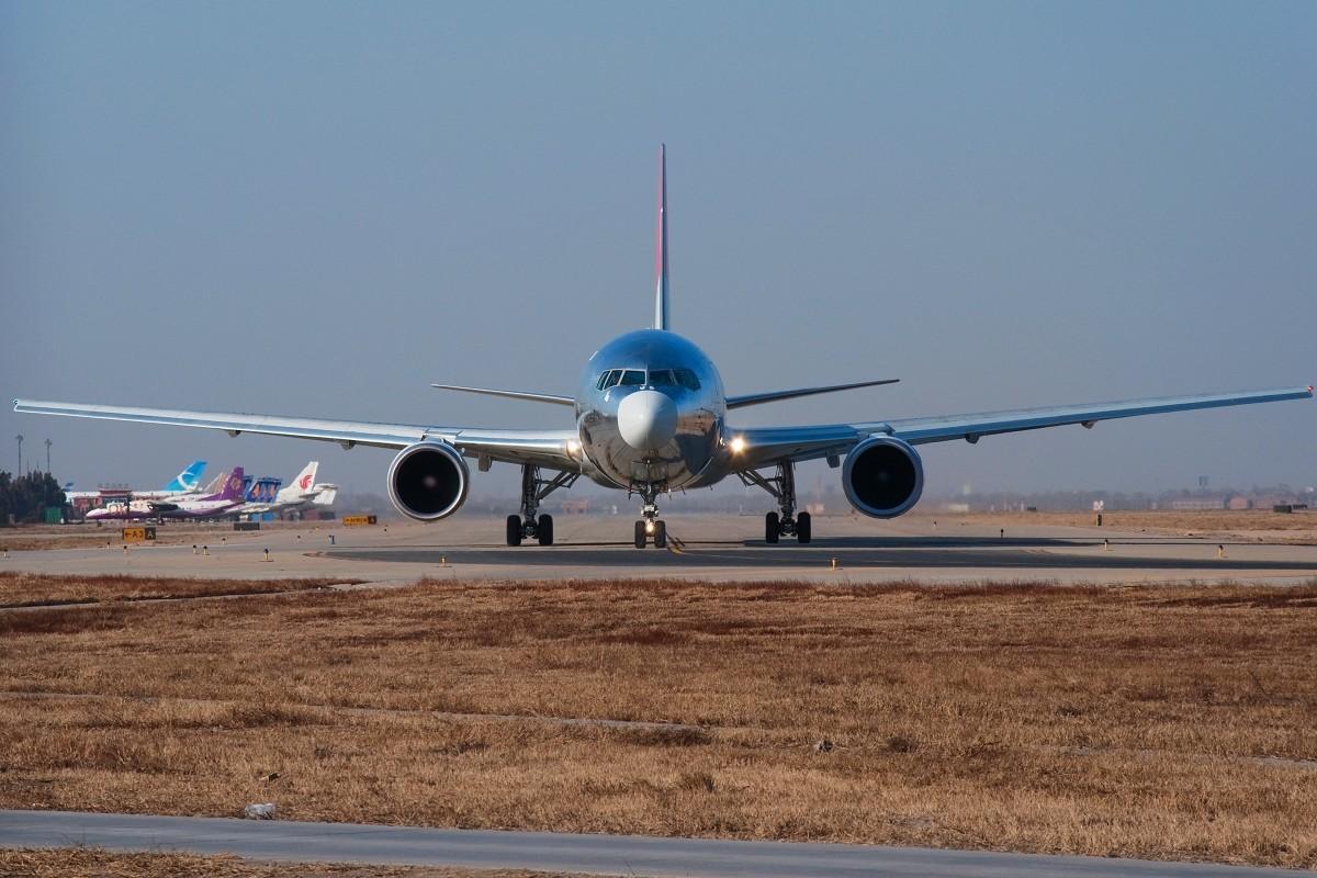 Re:[原创]【TSN】我蹭蹭骡子和克克的RP发些这一周拍的图~~冷饭先放着 BOEING 767-300 JA633J 中国天津滨海机场