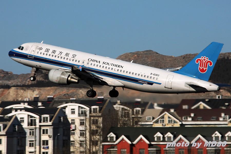Re:[原创]暴人--就要完全彻底![CARAOC十周年北京聚会印象] AIRBUS A320-200 B-6263 中国大连周水子机场