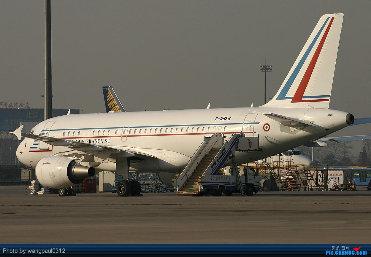 �ycj�f�yk�_阿尔及利亚航空,法国空jun机队 airbus a319-115x cj f-rbfb 北京首都