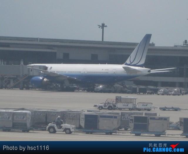 Re:[原创]八月开启大学征程 BOEING 777-200 N217GA Japan TOKYO NARITA